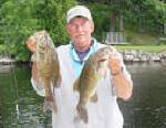 Two Nice Smallmouth Bass